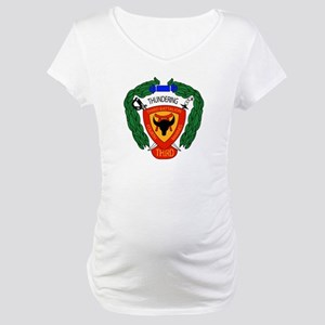 3rd Battalion 4th Marines with Text Maternity T-Sh