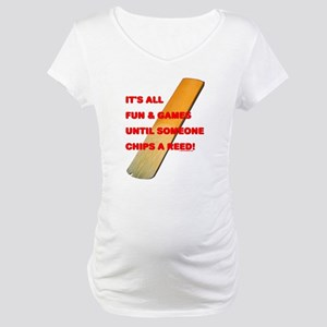 Chip A Reed Maternity T-Shirt