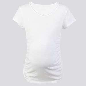 Lunar Beagle Maternity T-Shirt