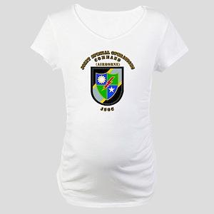 SOF - JSOC - Flash - Ranger Maternity T-Shirt
