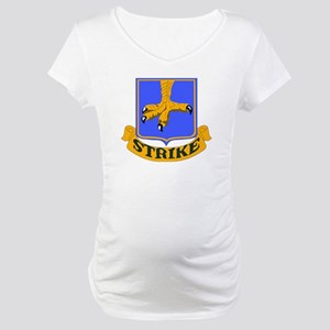 DUI - 2nd Bn - 502nd Infantry Regt Maternity T-Shi