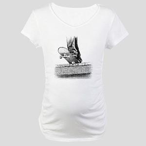 Drop in design Maternity T-Shirt