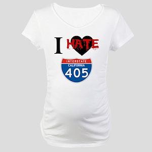 I Hate The I405 Maternity T-Shirt