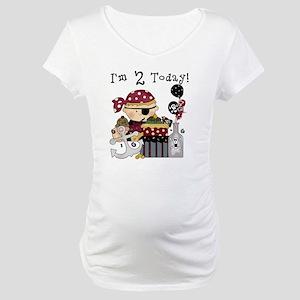 BOYPIRATE2 Maternity T-Shirt