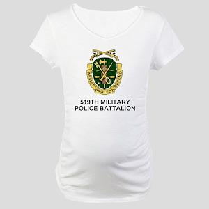 Army-519th-MP-Bn-Shirt-3 Maternity T-Shirt