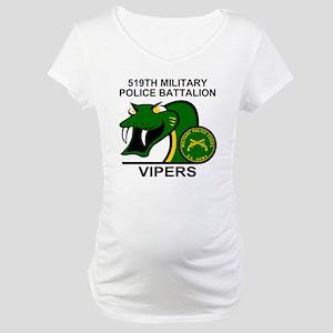 Army-519th-MP-Bn-Shirt-1 Maternity T-Shirt