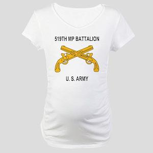 Army-519th-MP-Bn-Shirt-6-A Maternity T-Shirt