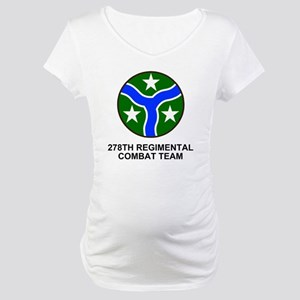 ARNG-278th-RCT-Shirt Maternity T-Shirt