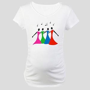 singingaloud Maternity T-Shirt