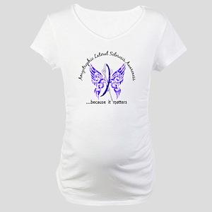 ALS Butterfly 6.1 Maternity T-Shirt