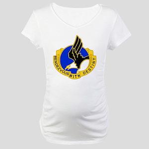 Army-101st-Airborne-Div-DUI-Bonn Maternity T-Shirt