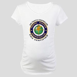 Air Traffic Controller Maternity T-Shirt