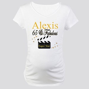 65 YEARS OLD Maternity T-Shirt