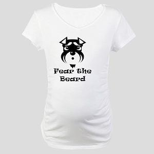 Fear the Beard Maternity T-Shirt