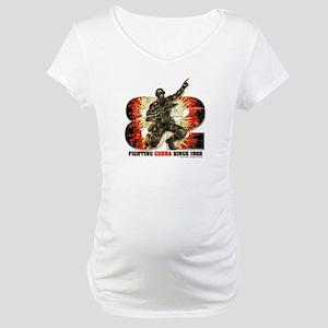 Snake Eyes Maternity T-Shirt