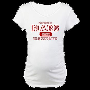 Mars University Property Shirt Mars University Property TShirts - Property of t shirt template