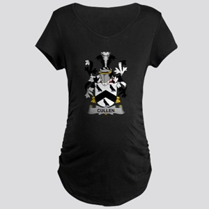 Cullen Family Crest Maternity T-Shirt