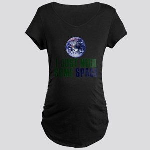 somespace Maternity Dark T-Shirt