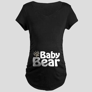 a8a6b3d3 Baby Bear Maternity T-Shirts - CafePress