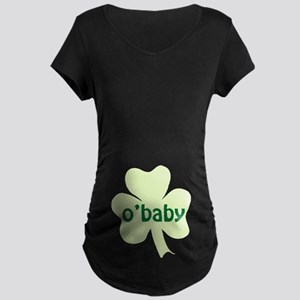 0ed190fc0 Irish Baby Maternity T-Shirts - CafePress