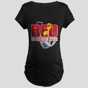 f8d174d0 Marine Deployment Maternity T-Shirts - CafePress