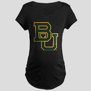 Baylor Proud Parent Of A Be Maternity Dark T-Shirt