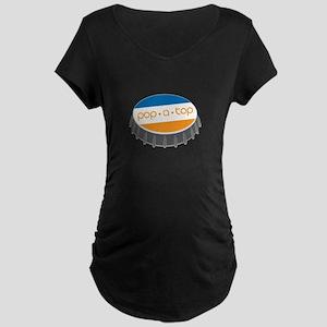 Pop.A.Top Maternity T-Shirt