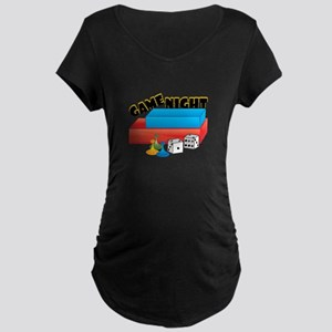 Game Night Maternity T-Shirt