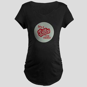 Dilly Soda 2 Maternity T-Shirt