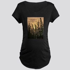 Sunrise Sand Maternity T-Shirt