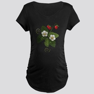 Fruits | Leaves | Flowers Maternity T-Shirt