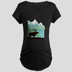 Alaska Maternity T-Shirt