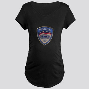 Hoover Dam Police Maternity T-Shirt