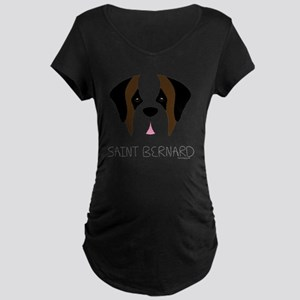 SaintFace Maternity Dark T-Shirt