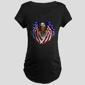 eagle2 Maternity Dark T-Shirt