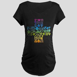 health cross Maternity T-Shirt