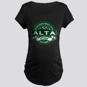 Alta Forest Maternity Dark T-Shirt