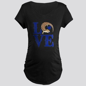2c38a7d4 Love Blue Tongued Skink Maternity T-Shirt