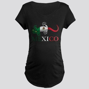 Mexican Gecko Maternity T-Shirt
