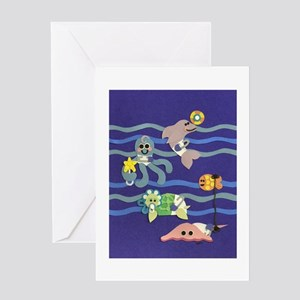 Undersea Nursery Greeting Card