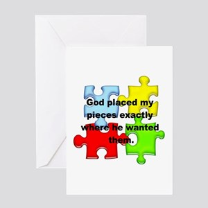 Autism Greeting Card
