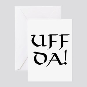 Uff Da! Greeting Card