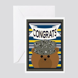 Air Force Airman Congrats Greeting Card
