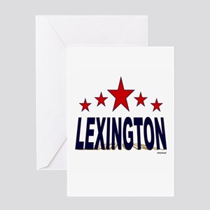 Lexington Greeting Card