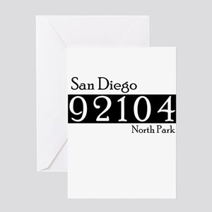 92104NP Greeting Card