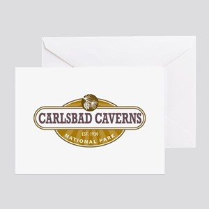 Carlsbad Caverns National Park Greeting Cards