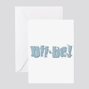 Uff Da Design Greeting Cards