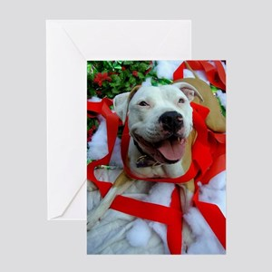 Christmas Bully Greeting Cards