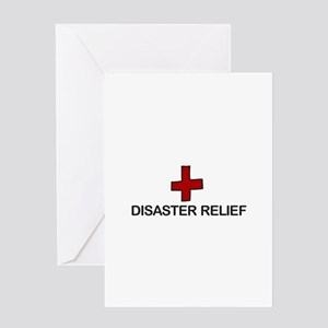 Disaster Relief Greeting Cards