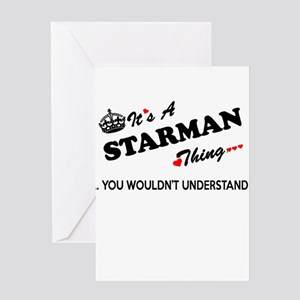 STARMAN thing, you wouldn't underst Greeting Cards